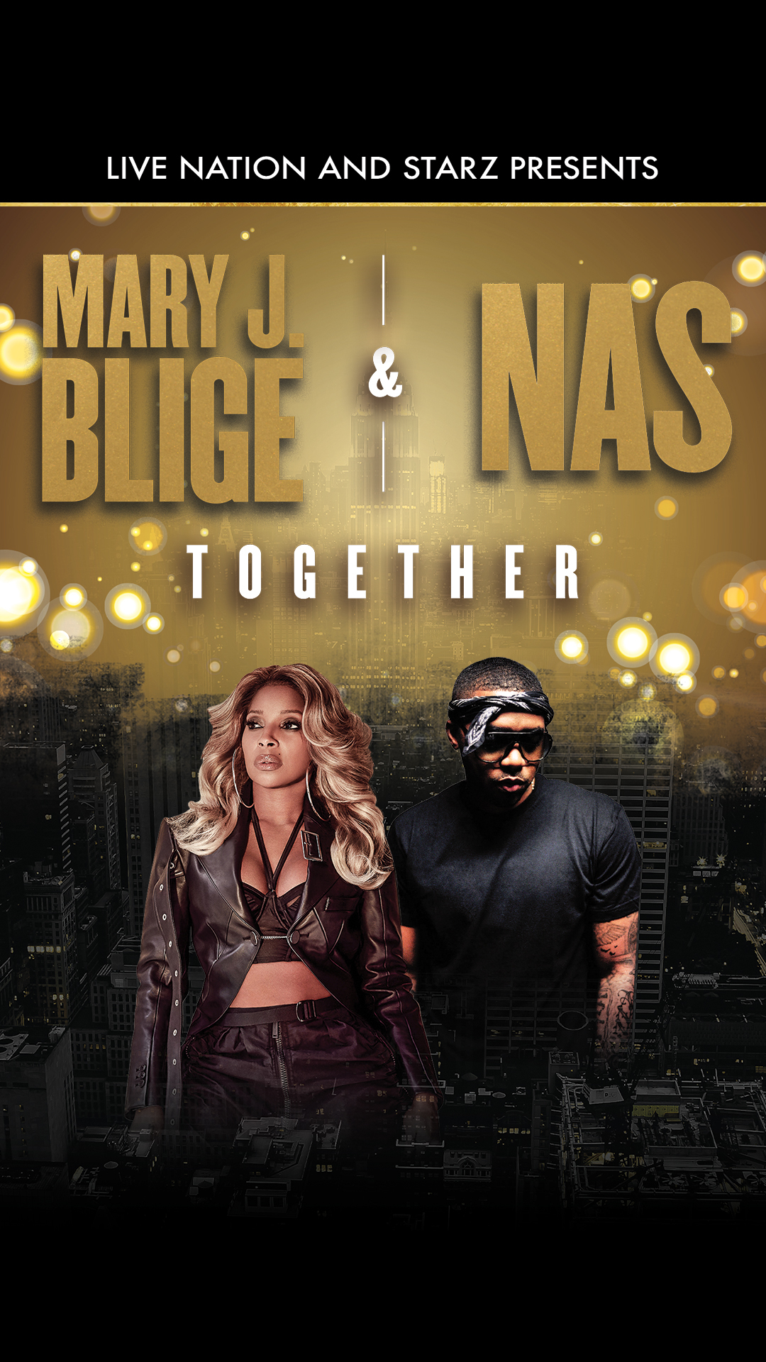 Mary J Blige and Nas Tour