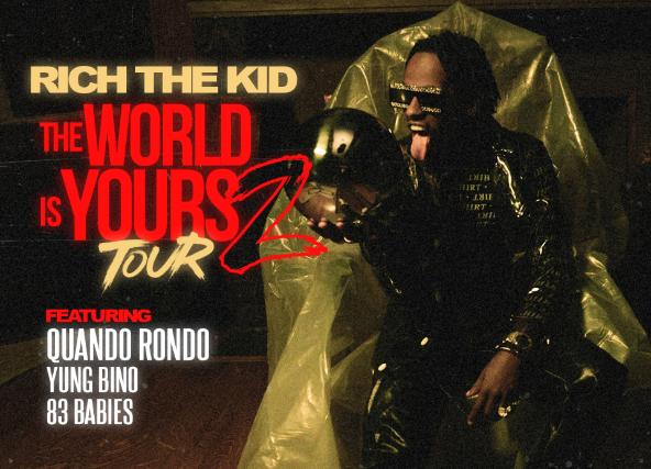 Rich The Kid Tour