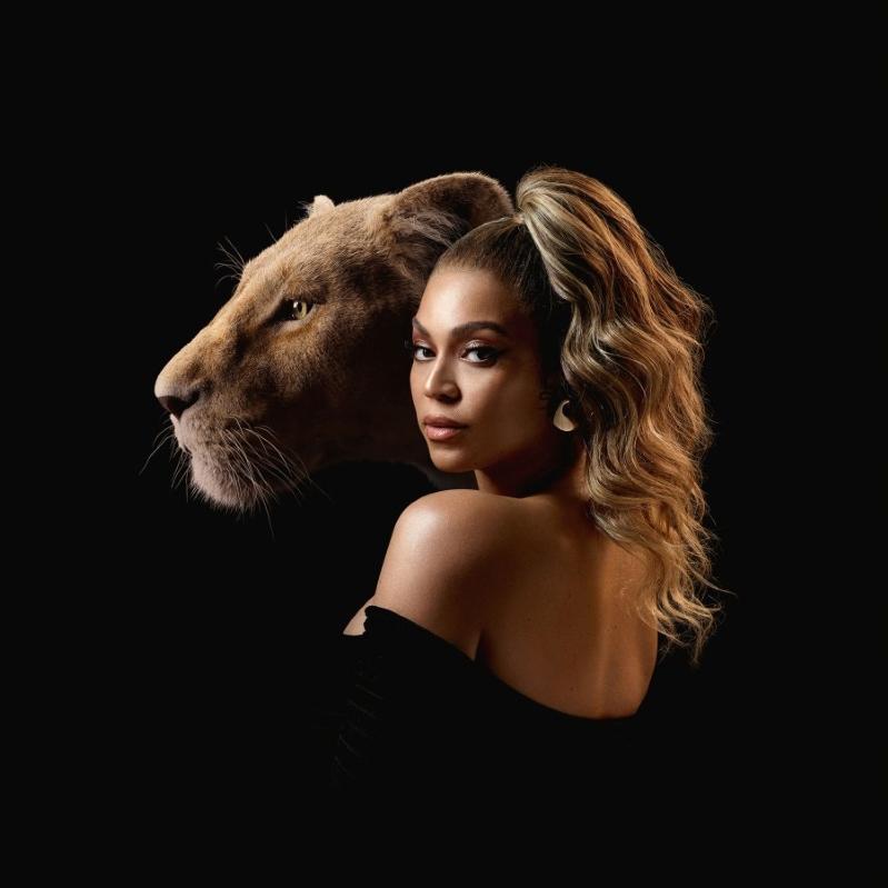 Beyonce Spirit Lion King