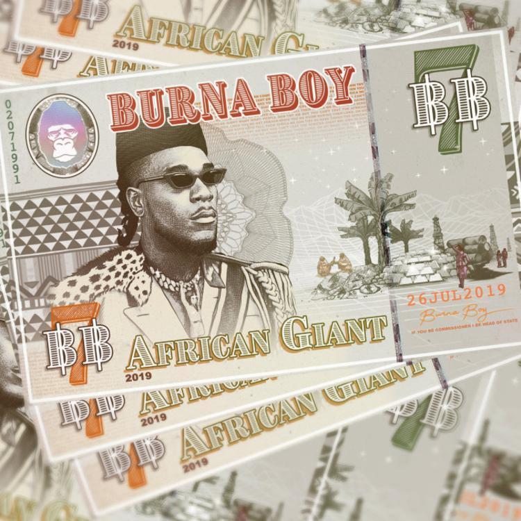 Burna Boy YG This Side