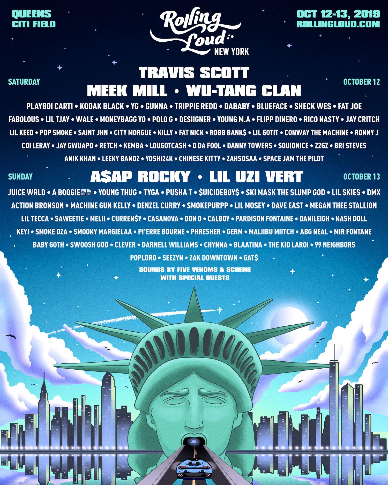 Rolling Loud NYC 2019