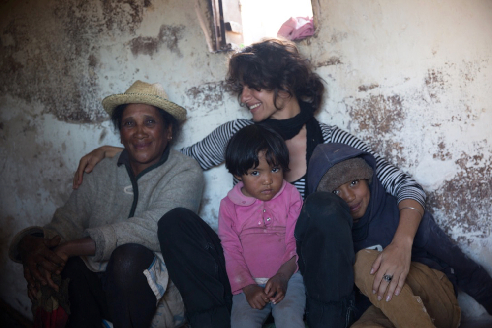 My family in Madagascar