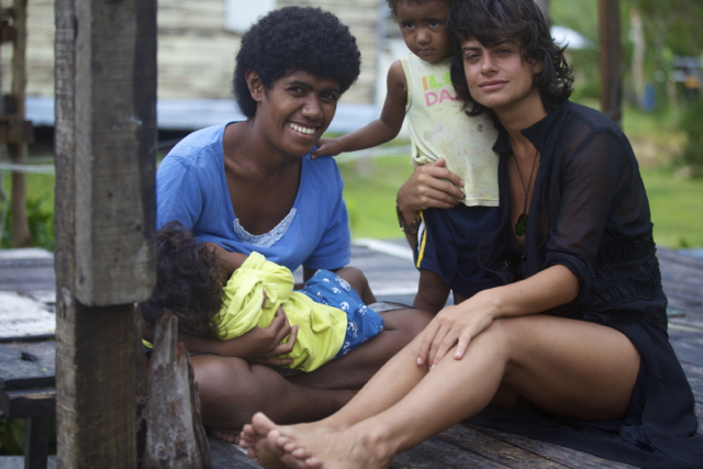 """SURVIVED CATEGORY 5 CYCLONE 2016  SURVIVED THROUGH CATEGORY 5 CYCLONE WINSTON ON A SMALL REMOTE ISLAND IN FIJI, WHERE I LIVED WITH LOCAL PEOPLE. BY LAW, LOCAL PEOPLE ARE NOT ALLOWED TO BE EVACUATED FROM ISLANDS IN CASE OF NATURAL DISASTERS, ONLY TOURISTS AND RESORT OWNERS ARE EVACUATED TO MAINLAND, TO SAFETY. I REFUSED TO BE EVACUATED AND STAYED WITH THE PEOPLE… READY TO TAKE ON MY DESTINY. OUR SMALL ISLAND GOT REALLY LUCKY… NO DEATHS.  EVEN PEACE CORPS ALL EVACUATE BY LAW, THEY SIGNED CONTRACTS WITH """"PEACE CORPS"""" ORGANIZATION, SAYING THAT THEY WILL EVACUATE IN CASE OF EMERGENCY. BECAUSE I STAYED BEHIND, A CRITICALLY HURT INFANT WAS RESCUED TO MAINLAND AFTER THE STORM, BECAUSE I MADE SURE THEY GET ON THE BOAT WITH ME AFTER 3 DAYS PASSED.  THE BABY WOULD NOT HAVE MADE IT TO HOSPITAL FOR ANOTHER POSSIBLE 2-3 WEEKS AFTER CYCLONE PASSED. I WILL ALWAYS STAND WITH PEOPLE.  I WILL NEVER EVACUATE IF THE PEOPLE WHO WERE BORN ON THIS LAND, ARE FORBIDDEN TO DO SO. FULL STOP."""