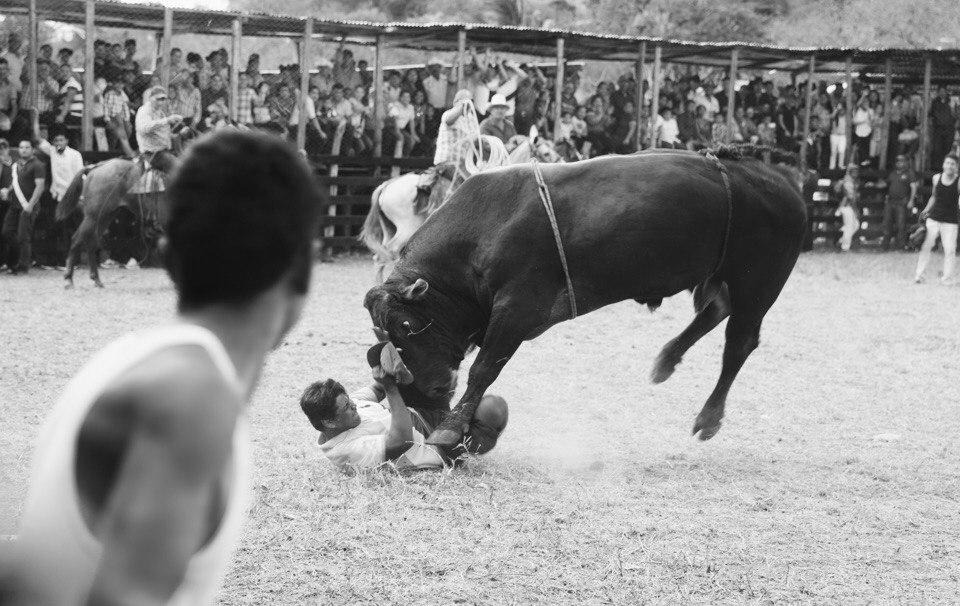 Rodeo. Nicaragua