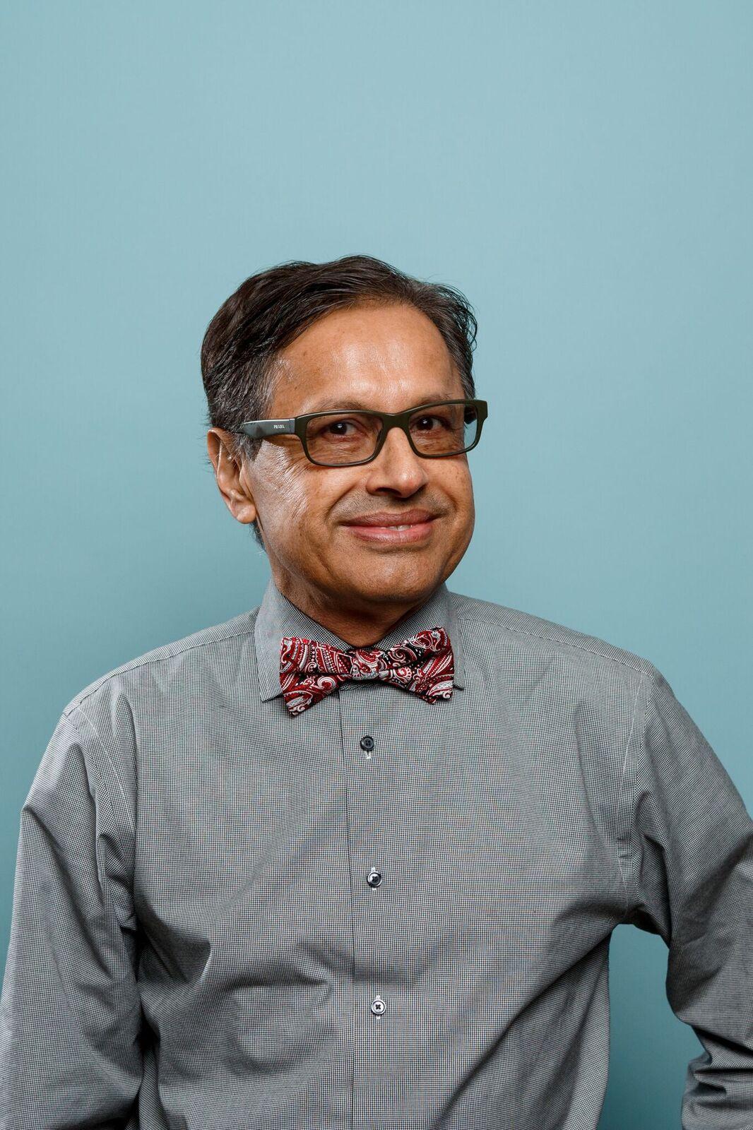 Dr. Rizwan Naeem