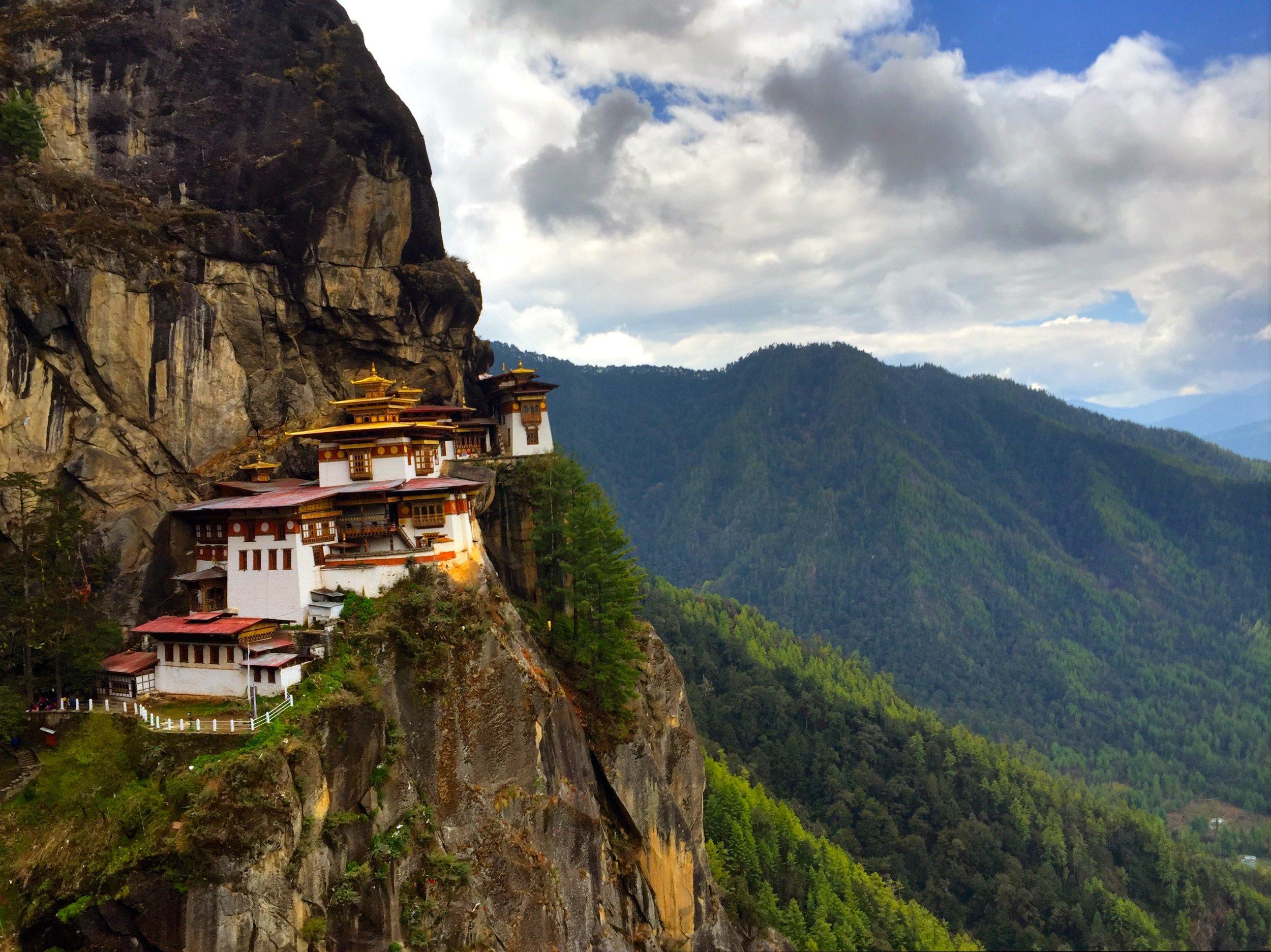 Bhutan - The Tigers Nest