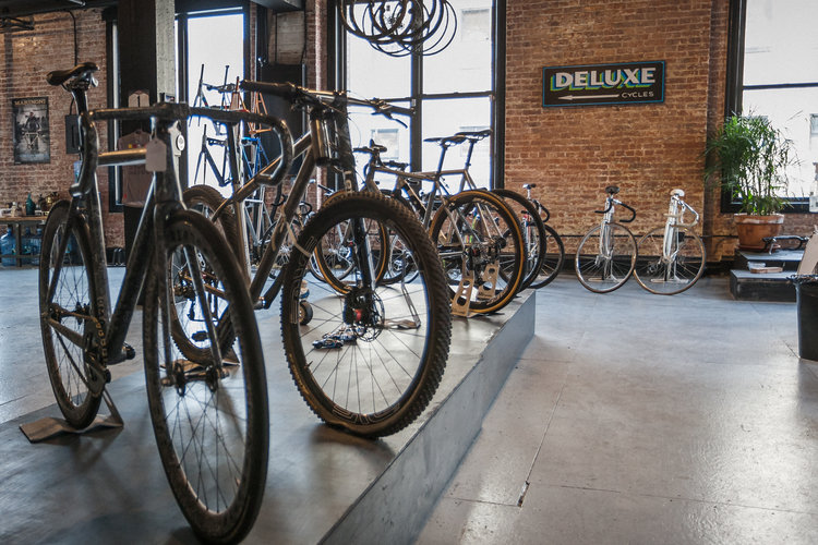 Deluxe Cycles