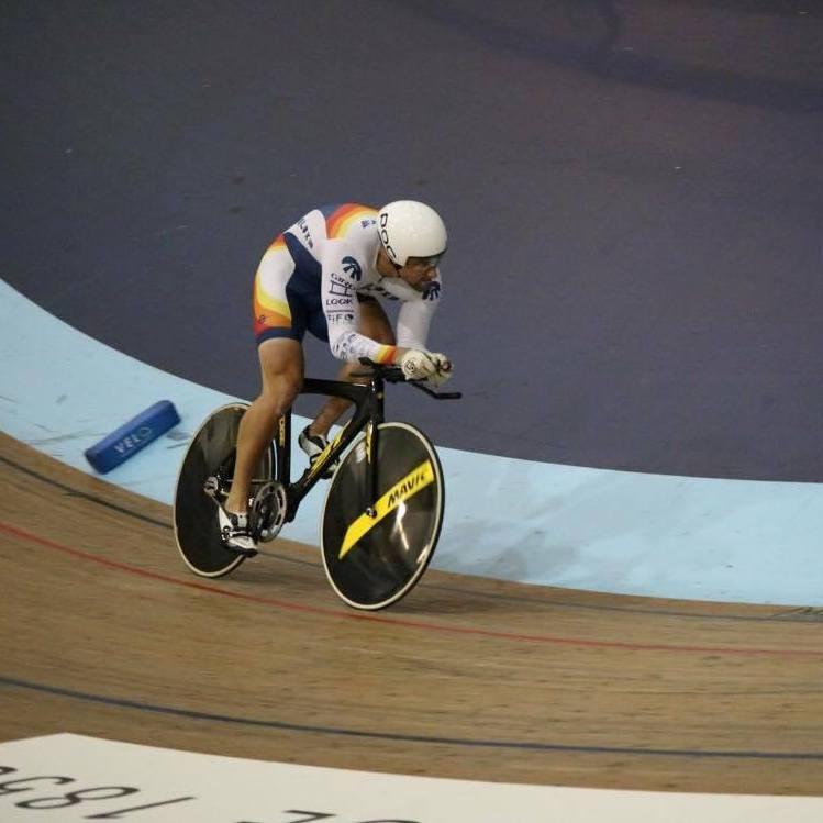 Evan Thomson    Track Cat 1 Sprint