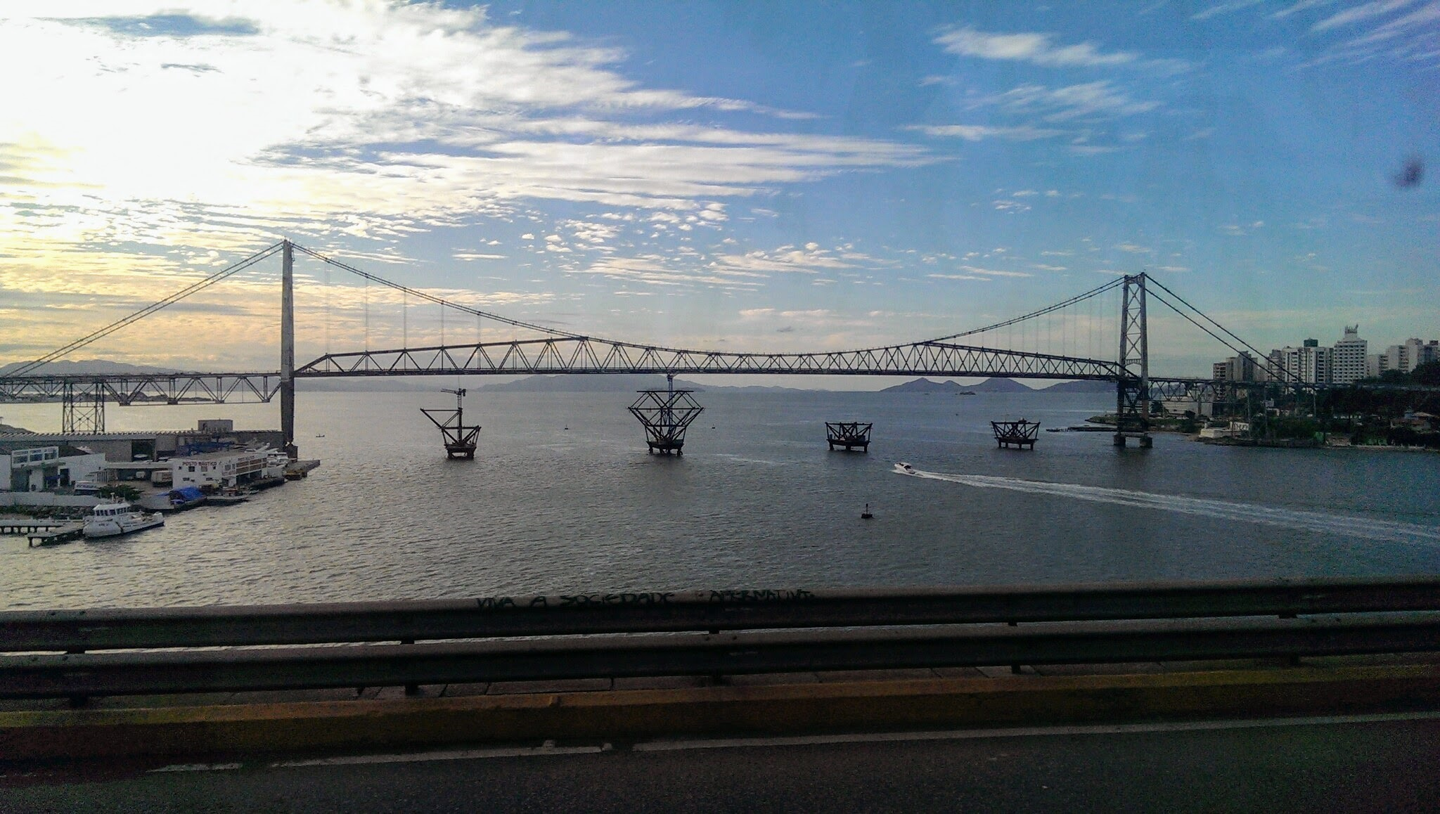 Bridge that takes you into Florianopolis the island.jpg