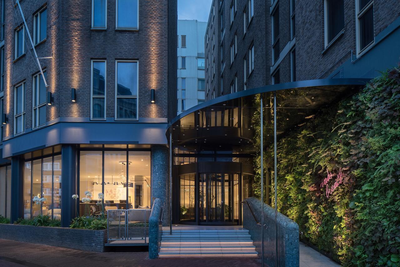 Hotel Entrance,  Booking.com