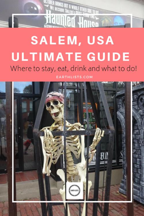 Salem Massachusetts Travel Guide