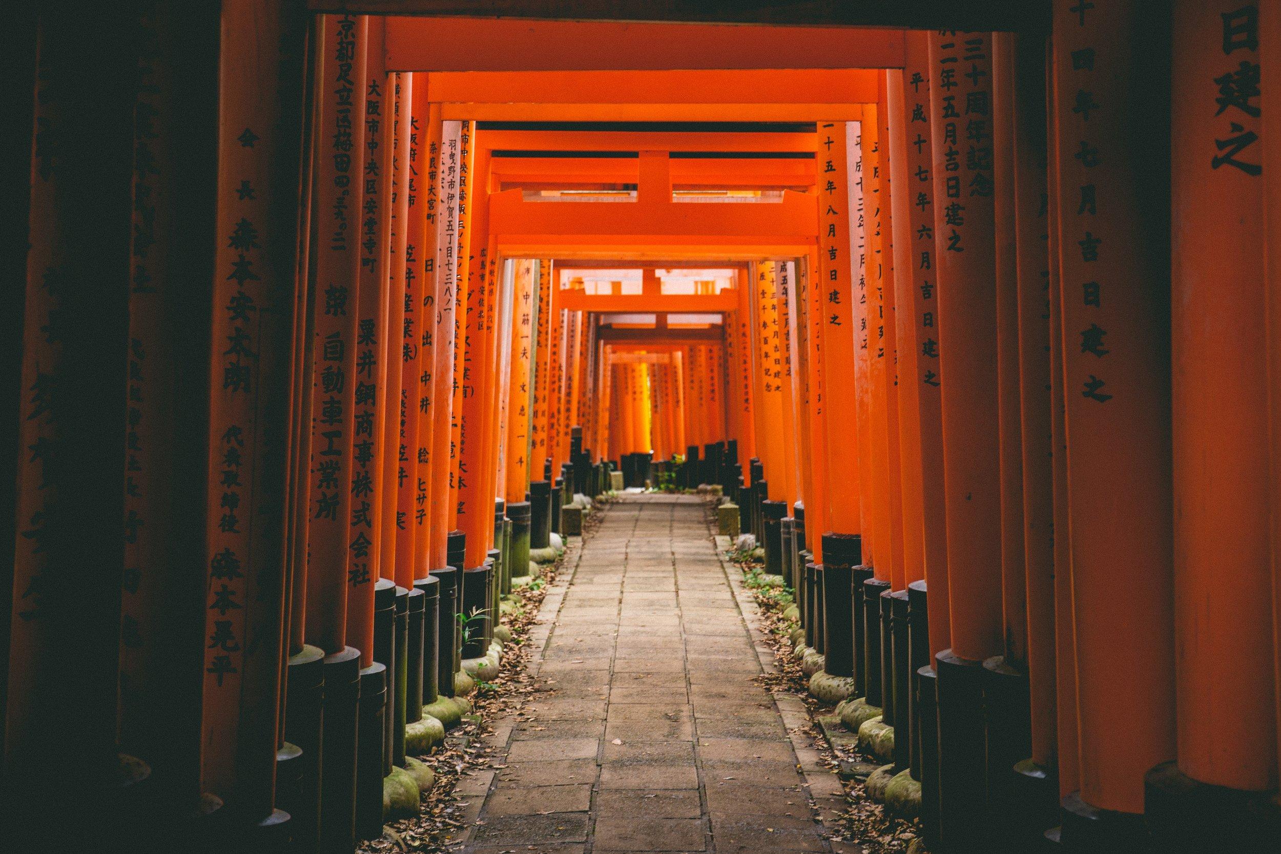 3 weeks itinerary japan