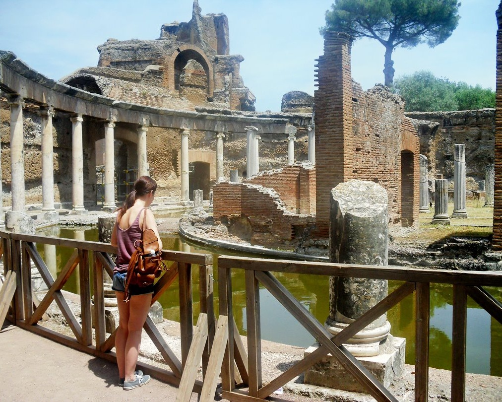 hadrians villa in a day