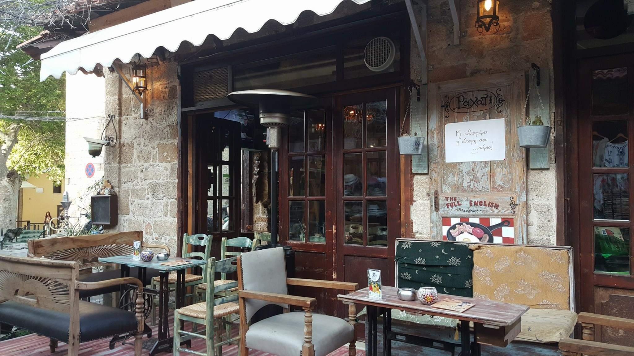 Raxati Bar Rhodes Town