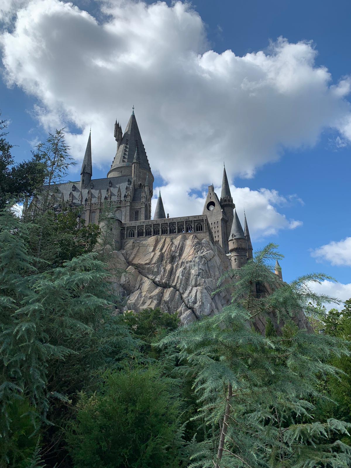 hogwarts castle islands of adventures tips