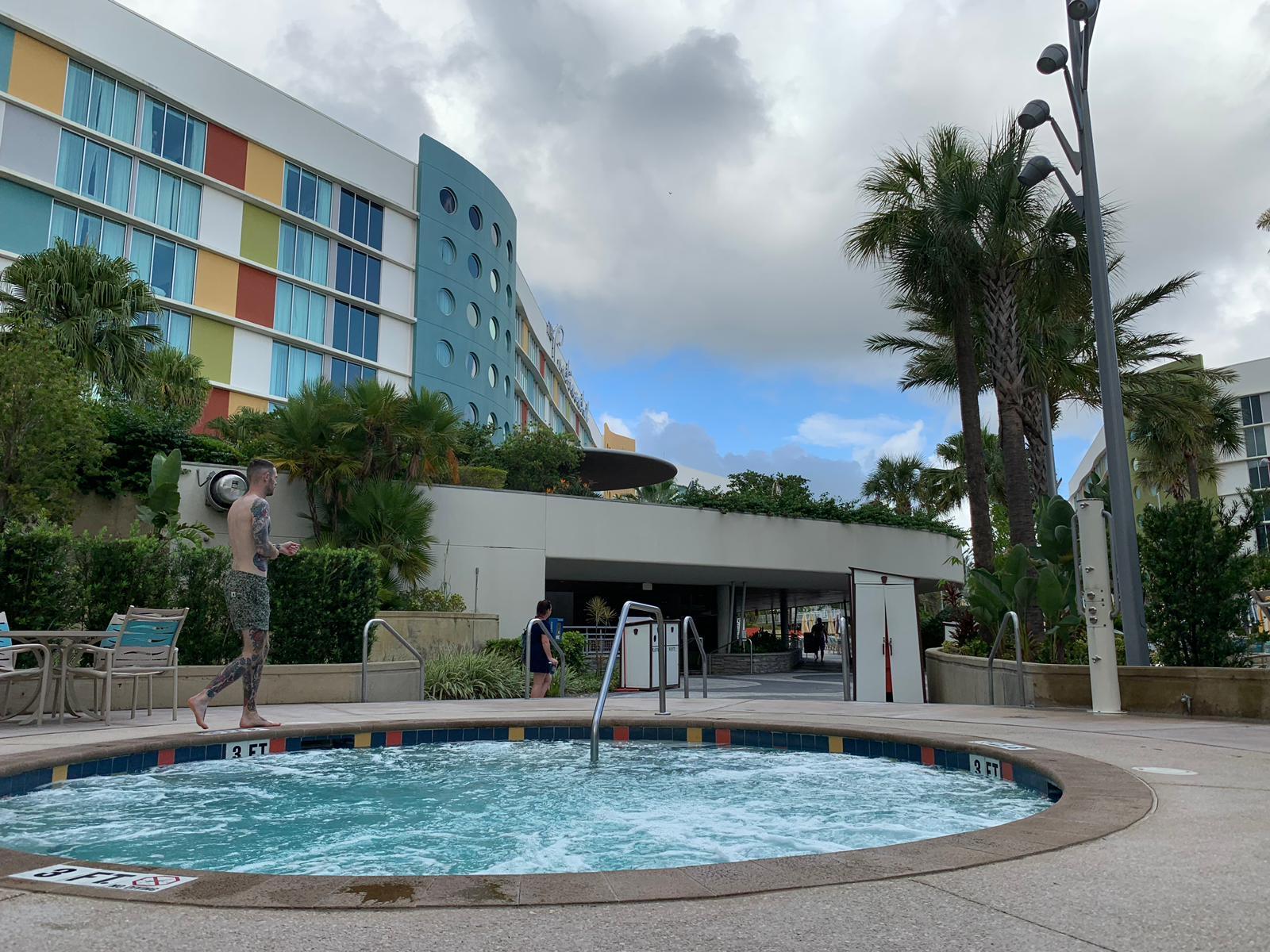 Cabana Bay Orlando Hotel Pool