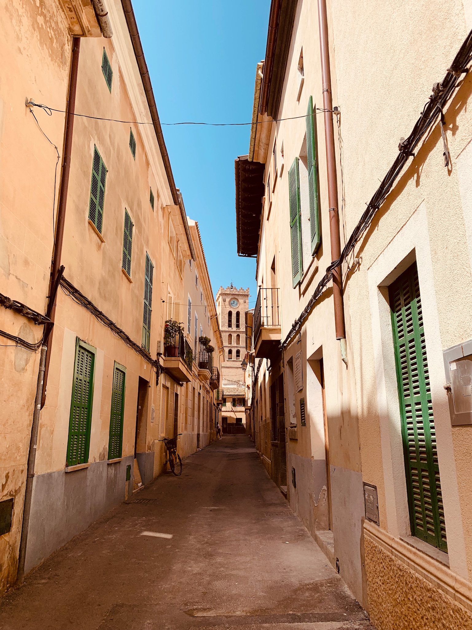 Pollenca Old Town Mallorca