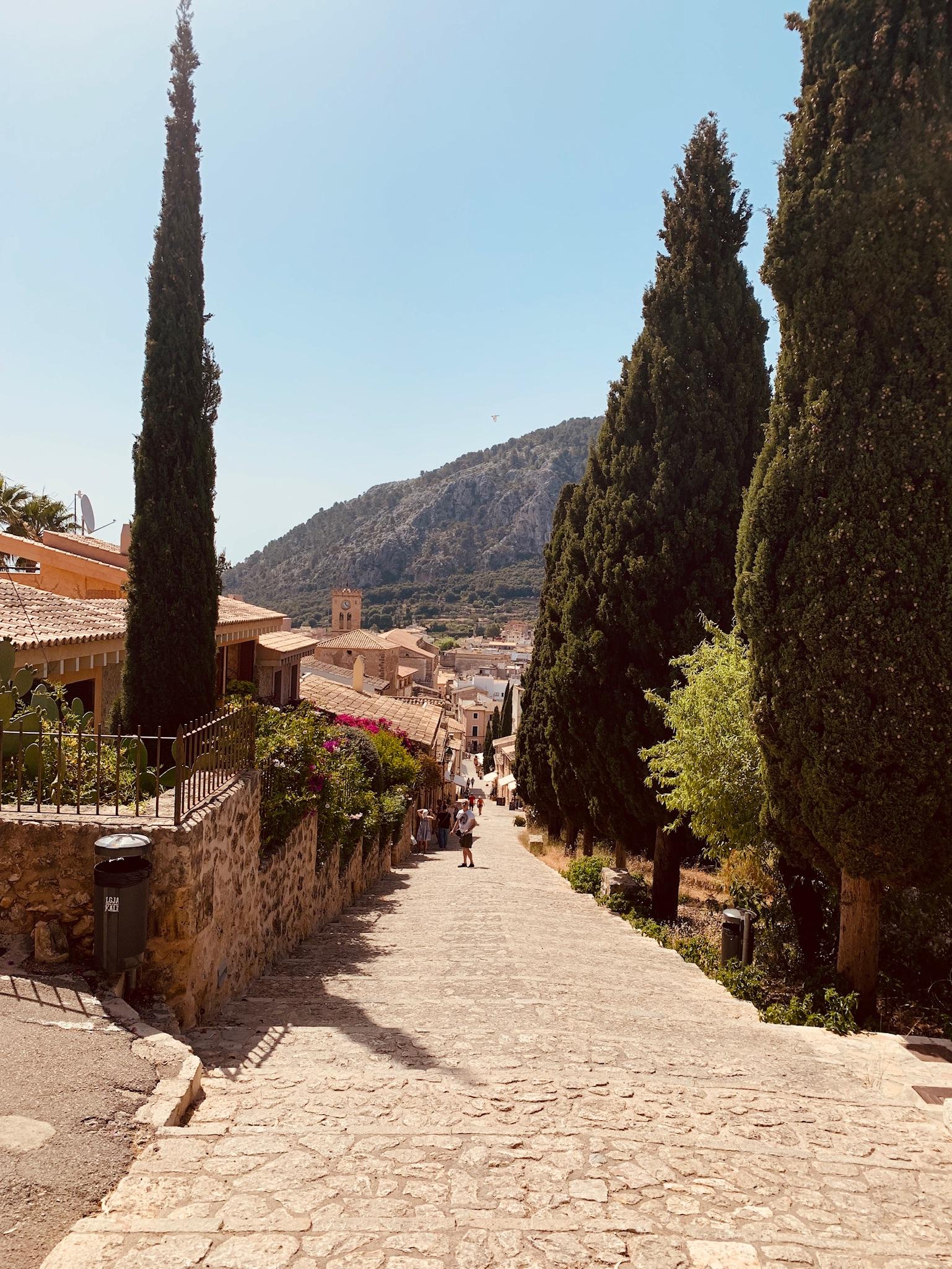 Calvari Steps 365 Pollensa Majorca