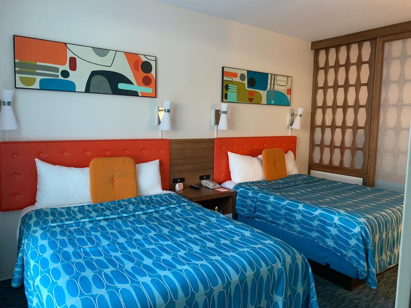 Orlando Cabana Bay Room