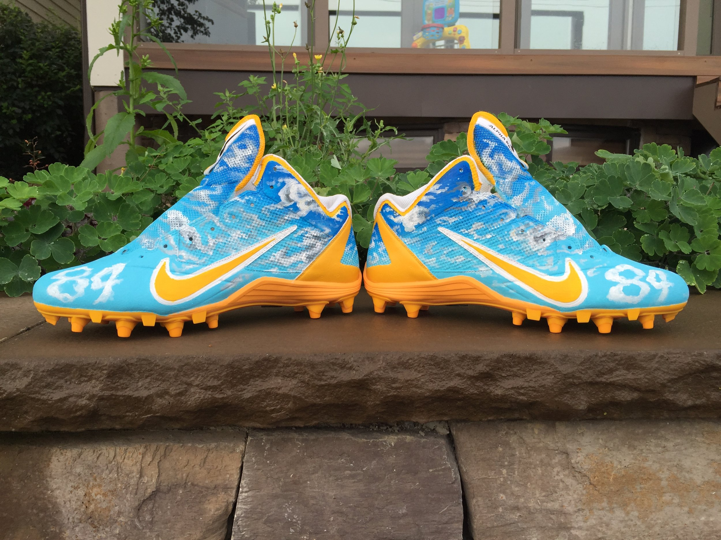 Cleats -