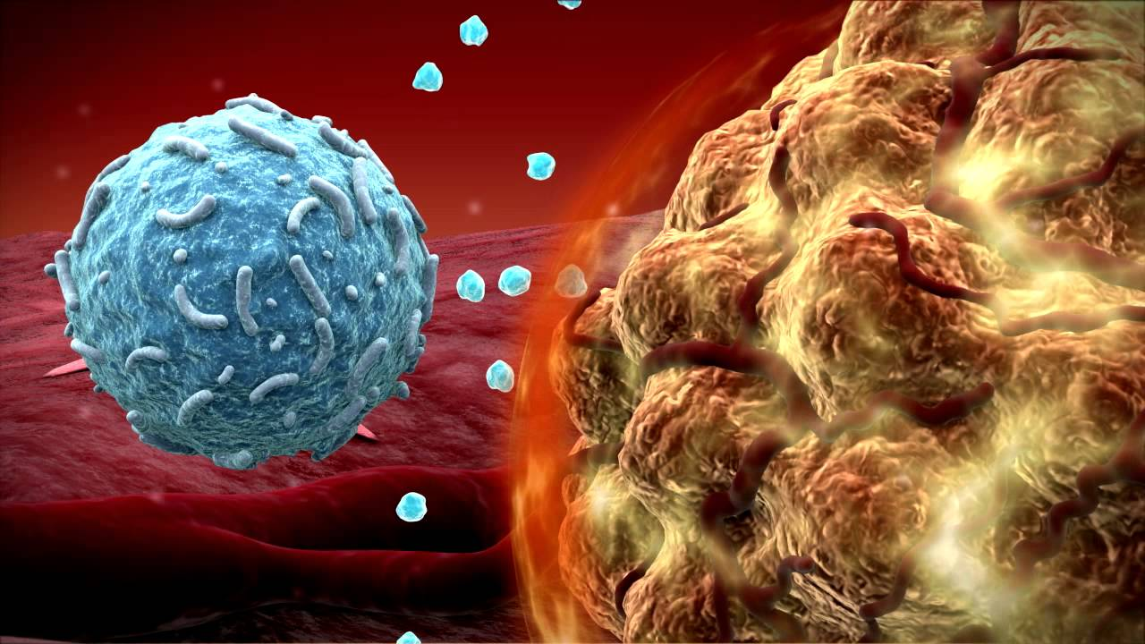 Immunotherapy for Melanoma: Photo courtesy OfficialScience20