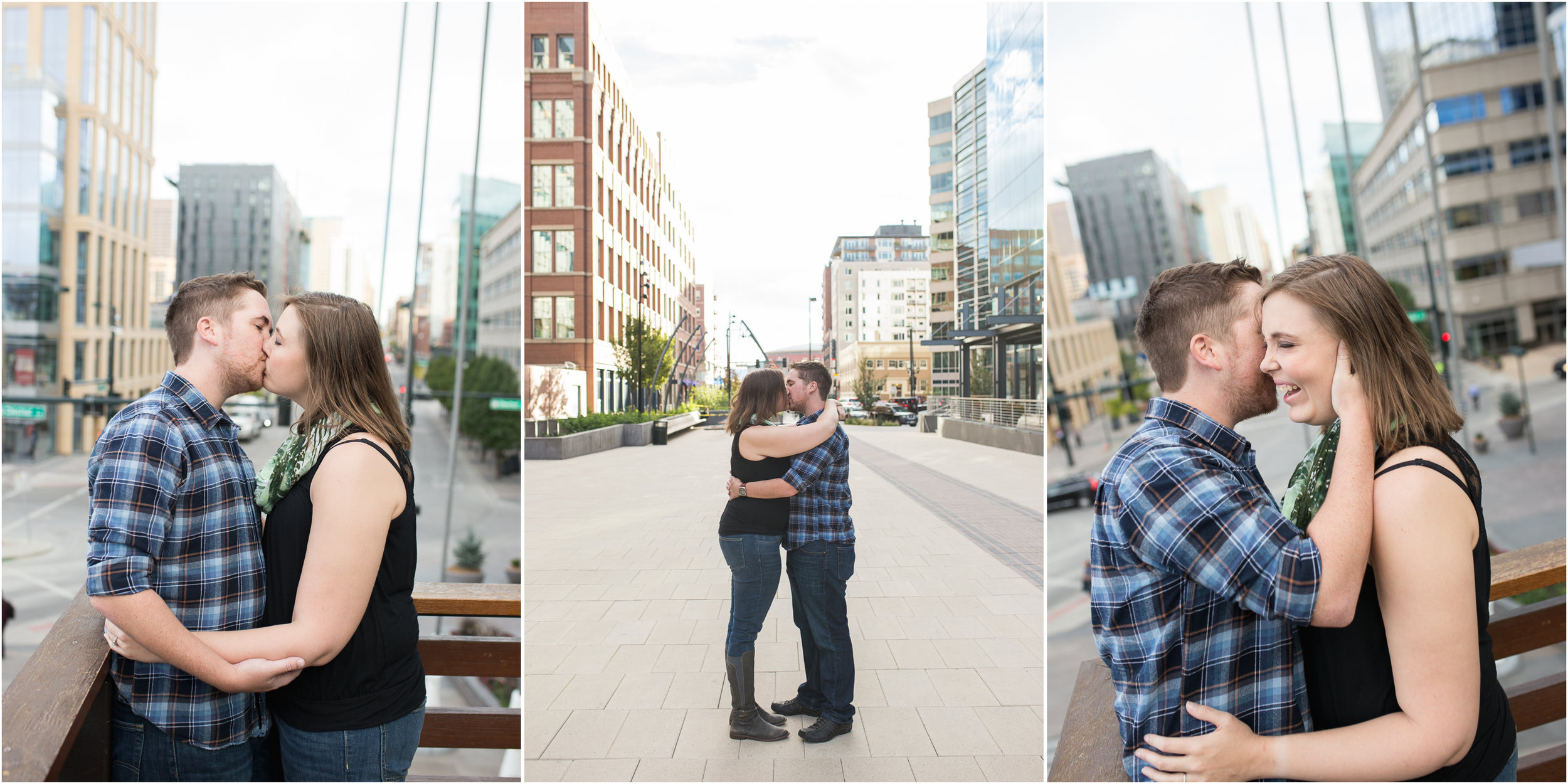 Jen and Michael Downtown Denver Engagement 1.jpg