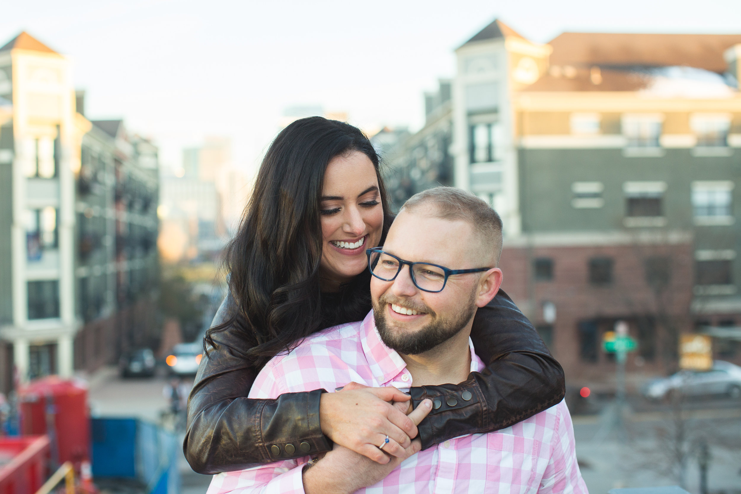 Farrah & Jeremy Downtown Denver Engagement 6.jpg