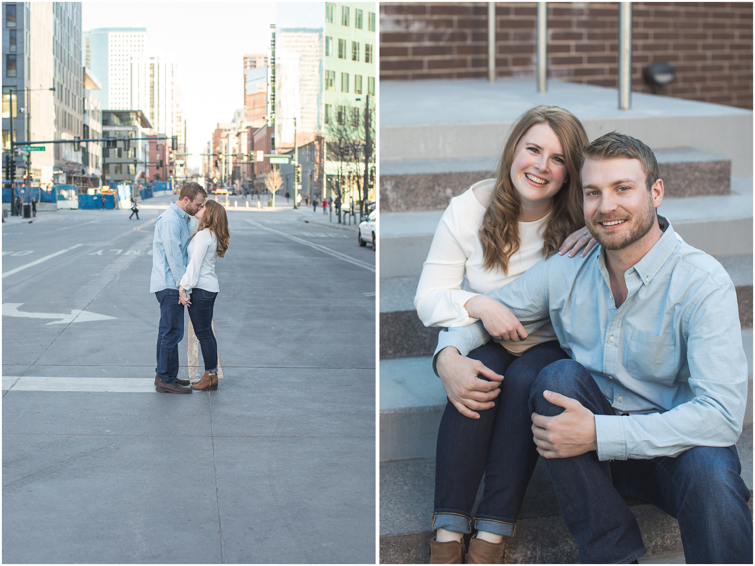 Molly & Tyler Downtown Denver Engagement Session 1.jpg