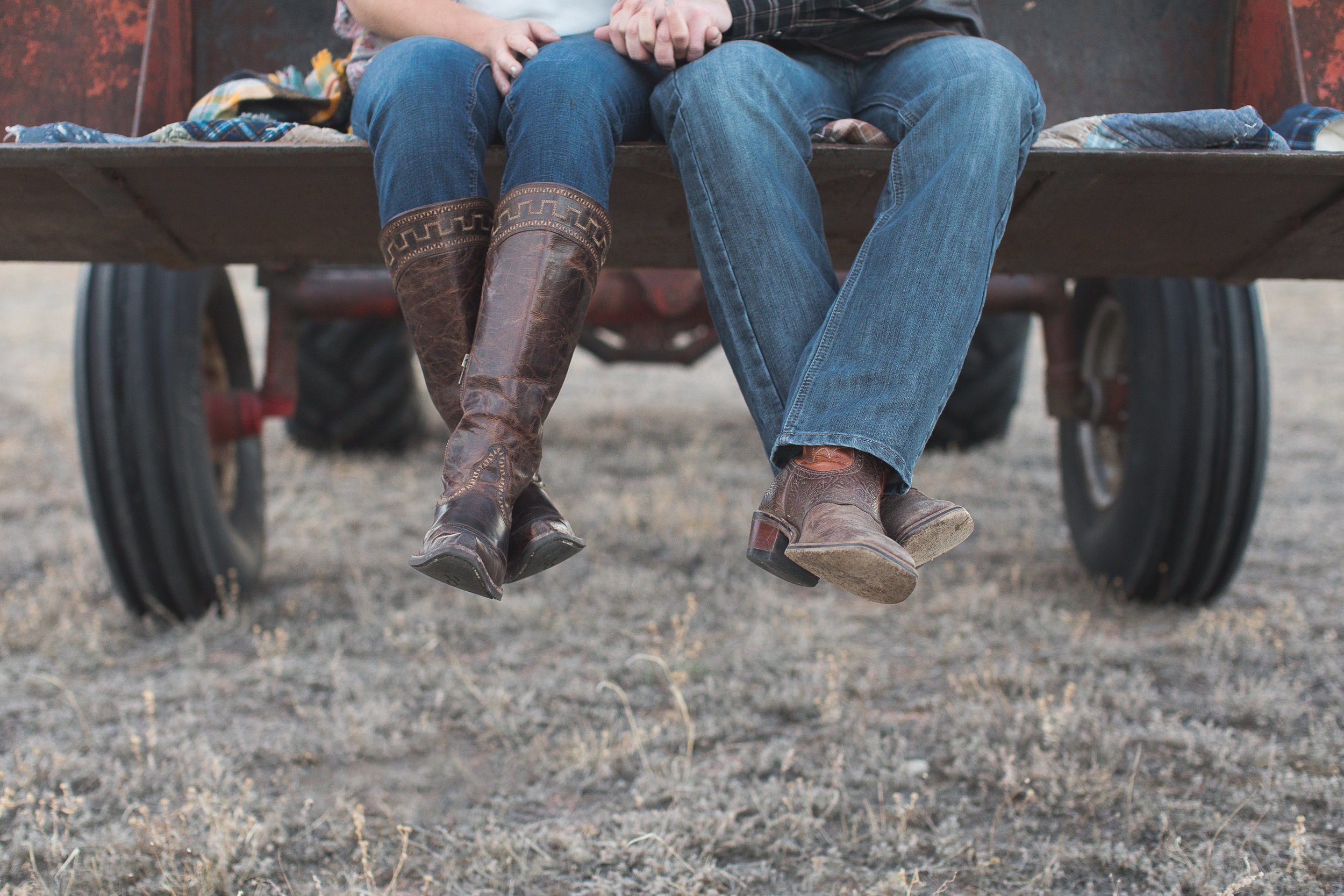 Jami and Levi Rustic Country Engagement Session 7.jpg