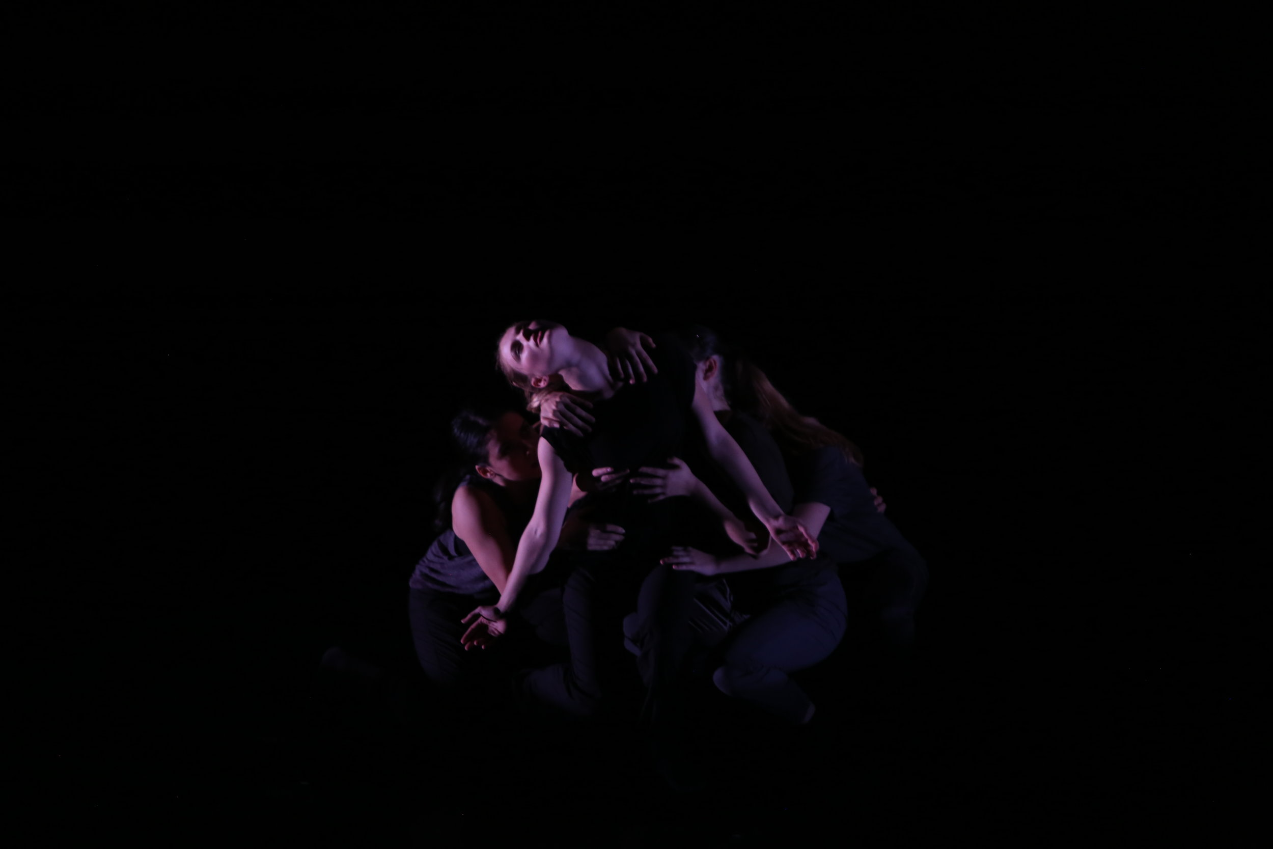 'Continuum' 2017  Created for Emerging Choreographers UNCSA 2017