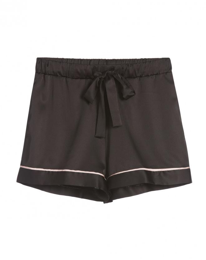 Shorts Cetim Glow, R$ 109,90