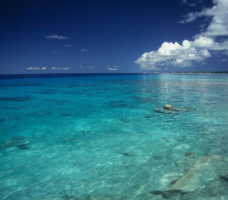 Tahiti, na Polinésia Francesa - Foto: divulgação