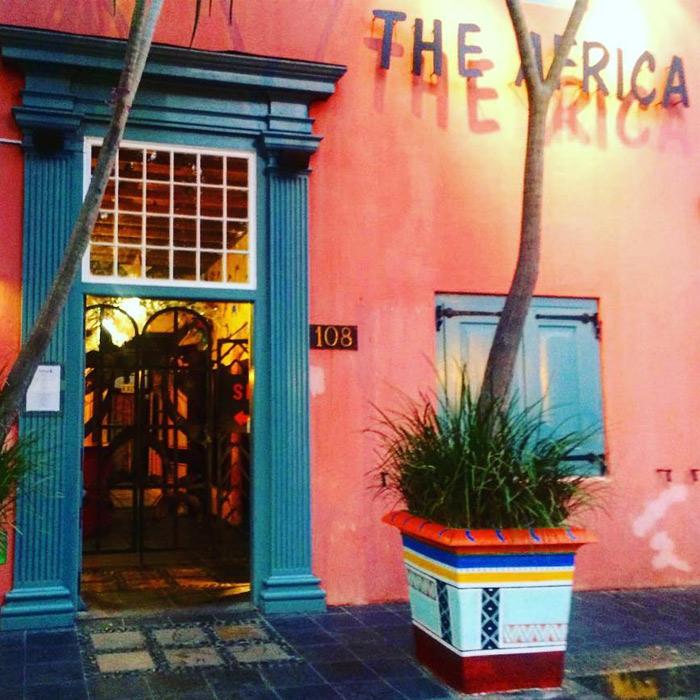 The Africa Cafe - Foto:reprodução/Instagram
