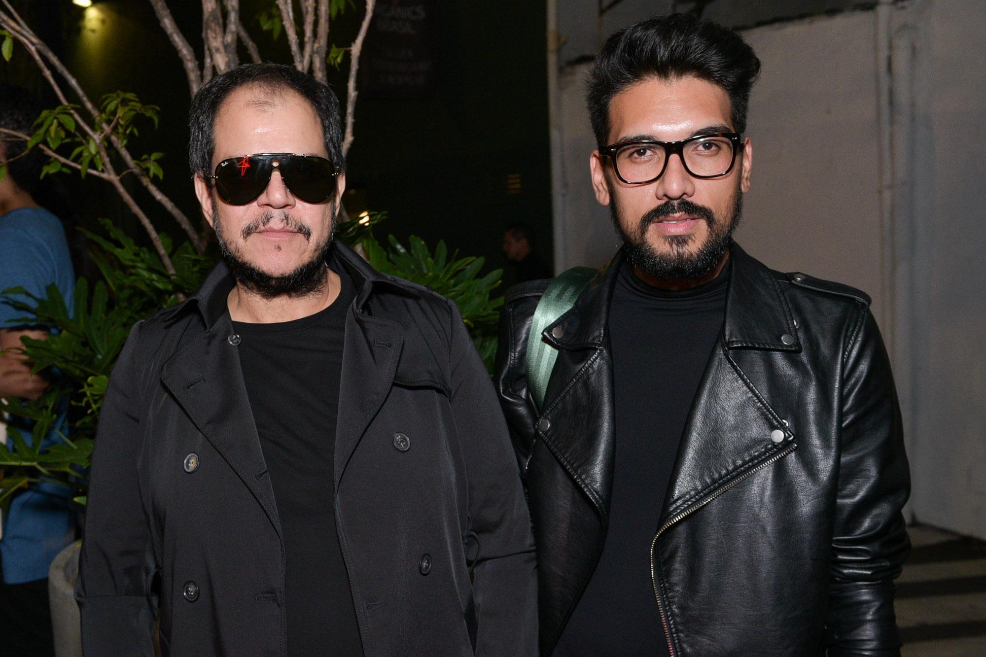 Marcelo souto e Rodrigo Yaegashi