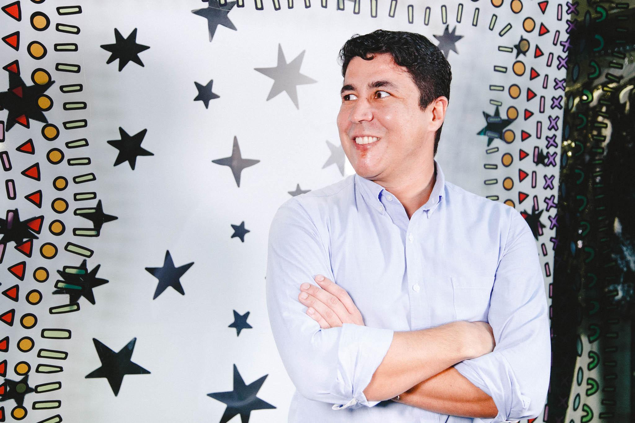 Diógenes Queiroz, o Bjay