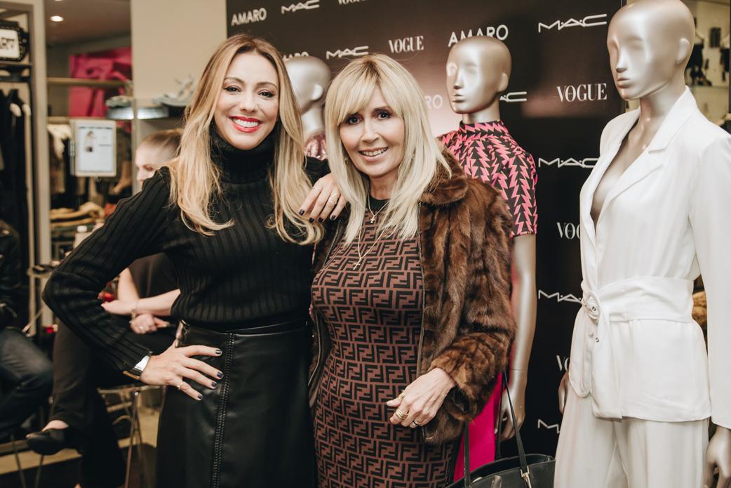 Camila Garcia e Izabella Maciel