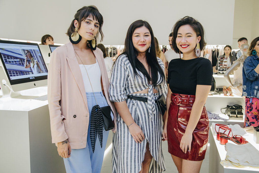 Adriana Basso, Gabriela Zukeram e Thalita Zukeram
