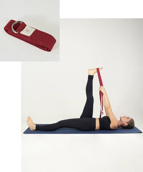PRODUCT: Yogini yoga belt.