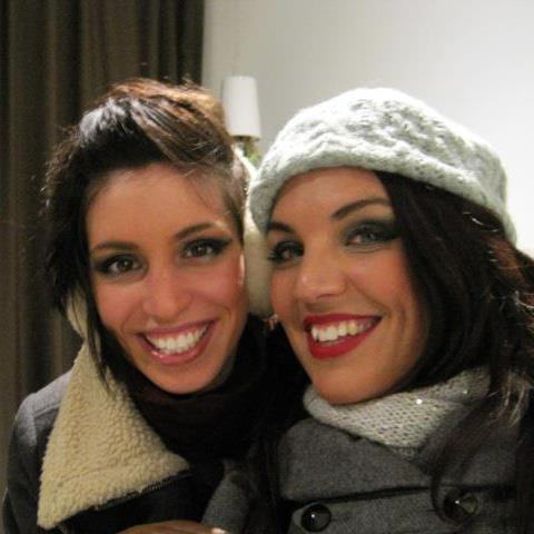 The Team - Who are Salute? We are Daniela and Natalia.