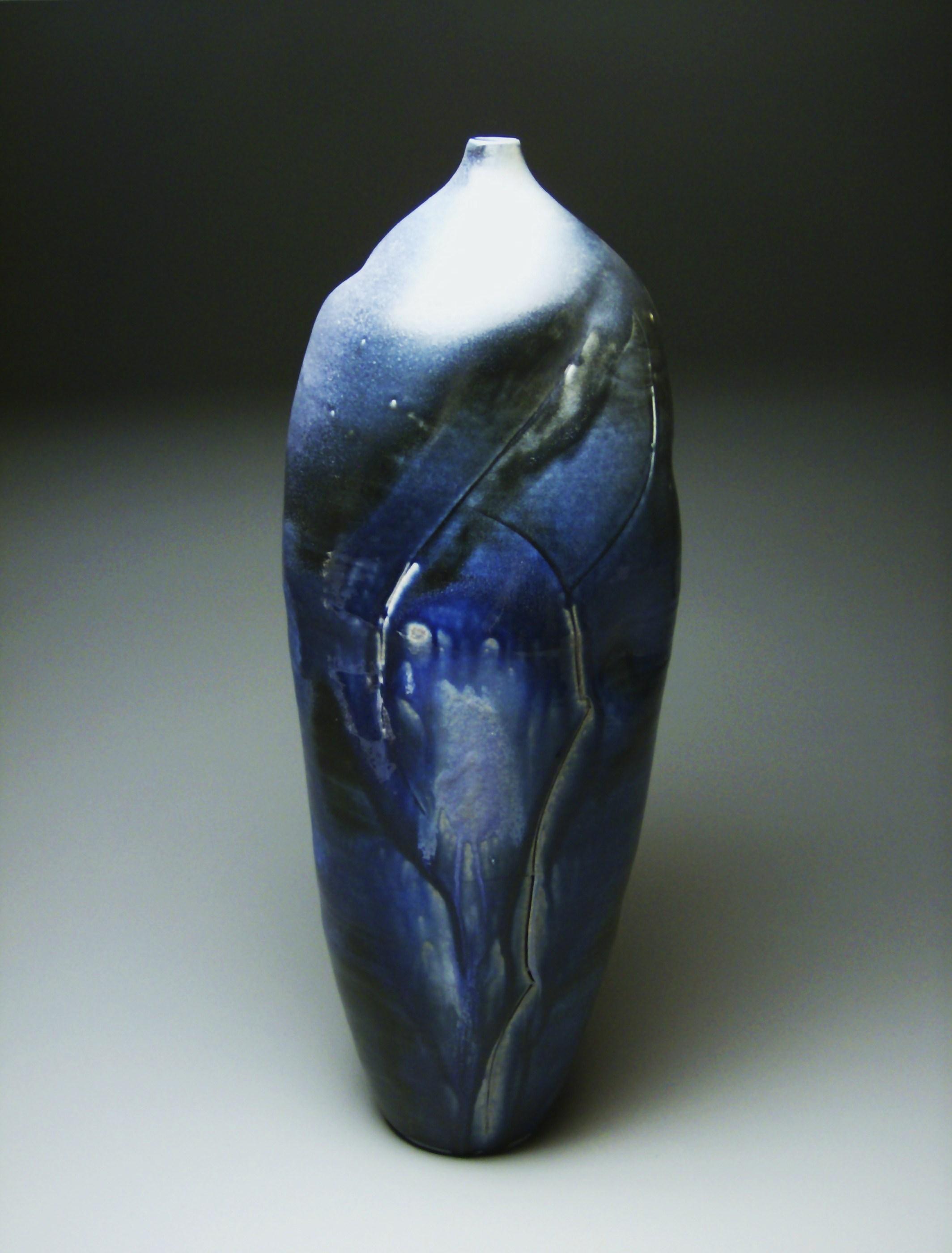 Water Color Vase