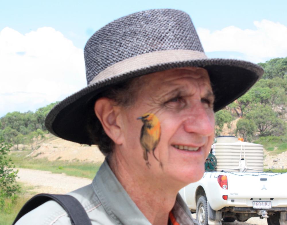 Allan Briggs - BirdLife Capricornia Secretary