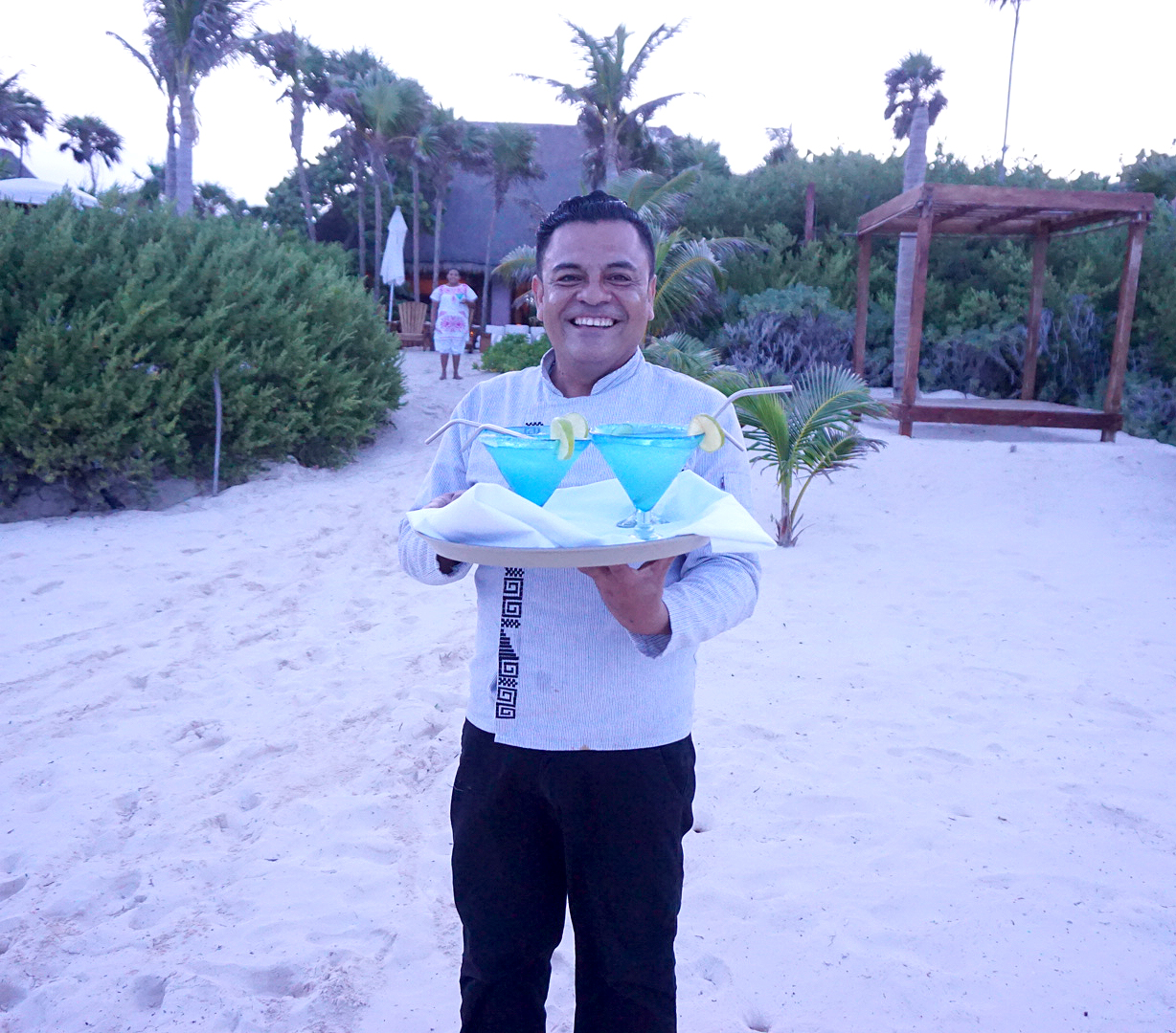 Refreshing Drinks delivered by the best.staff.ever.