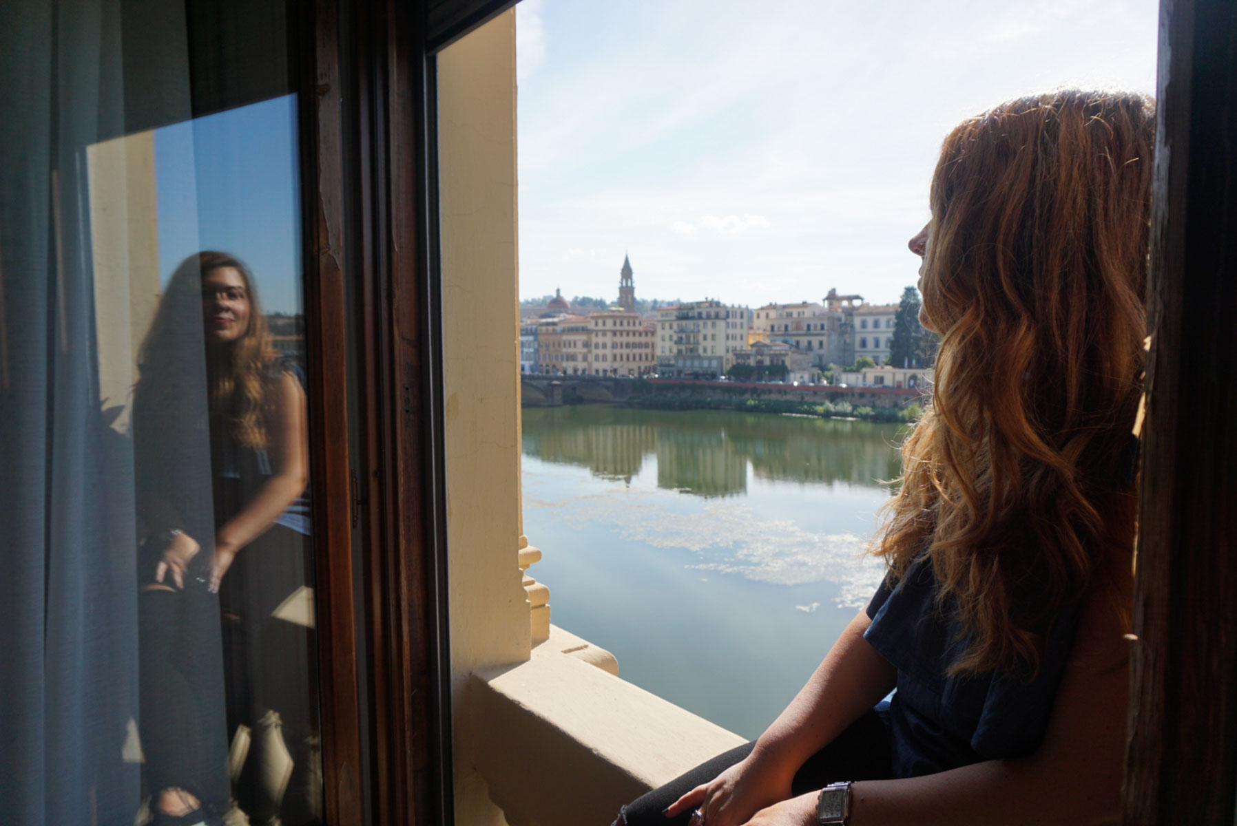 This was my first look at Italy, and I was super impressed.