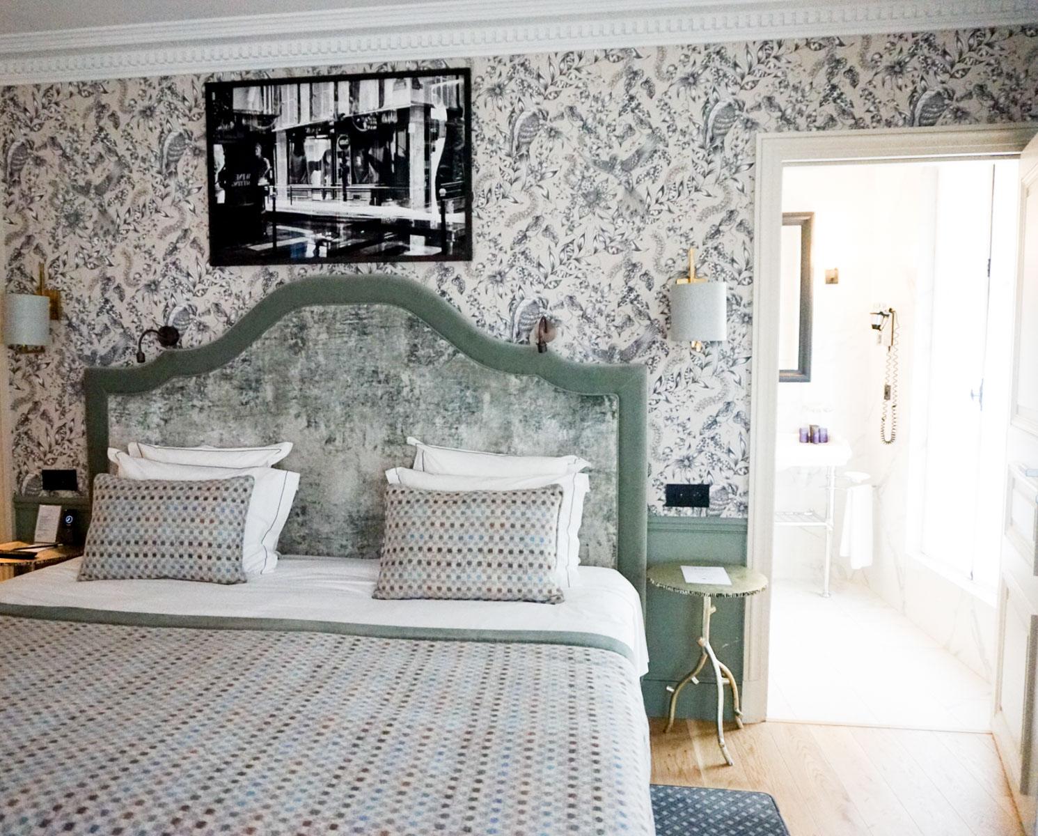 Guest Room at Le Saint