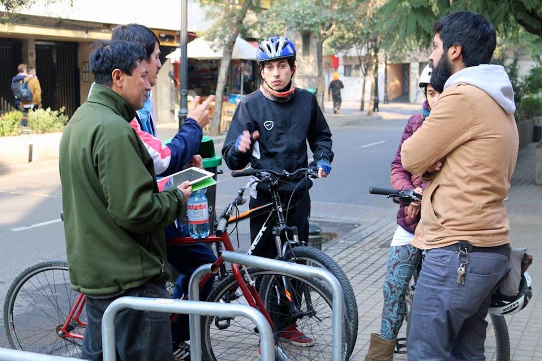 CycleHack Santiago 2016