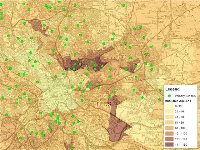 Check out this free and easy to use online tool to priorities cycling infrastructure planning around schools #cyclehack  https://buff.ly/2MyK2gA