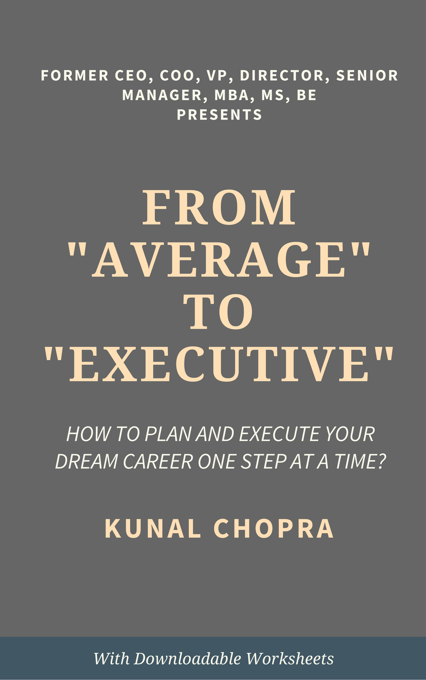 From Average to Executive - KINDLE COVER.jpg