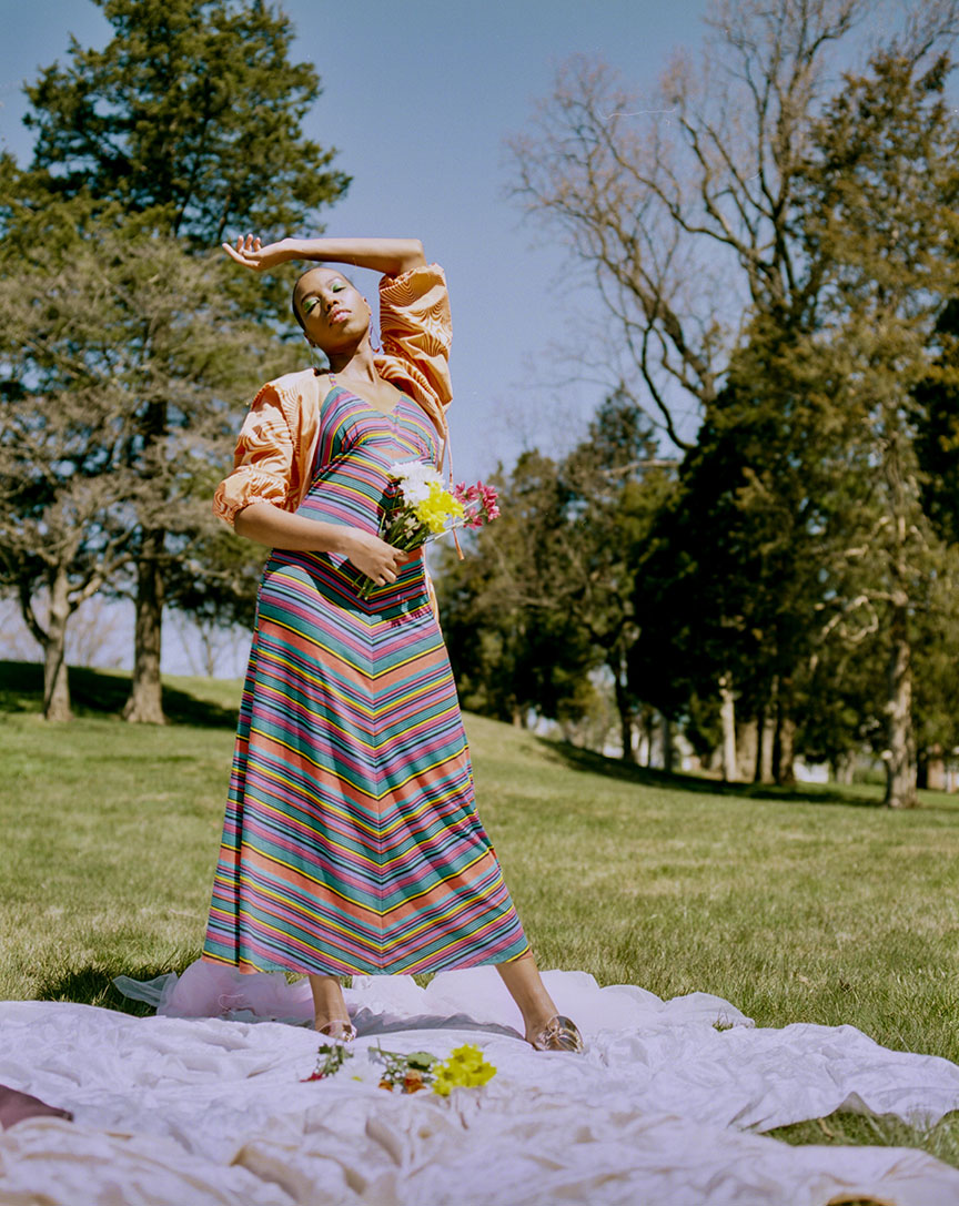 Tenneal McNair - Black Girl Joy Analog - In11Views - Film Analog Photography Fashion Portrait Photos in Washington DC Photographer (3).JPG