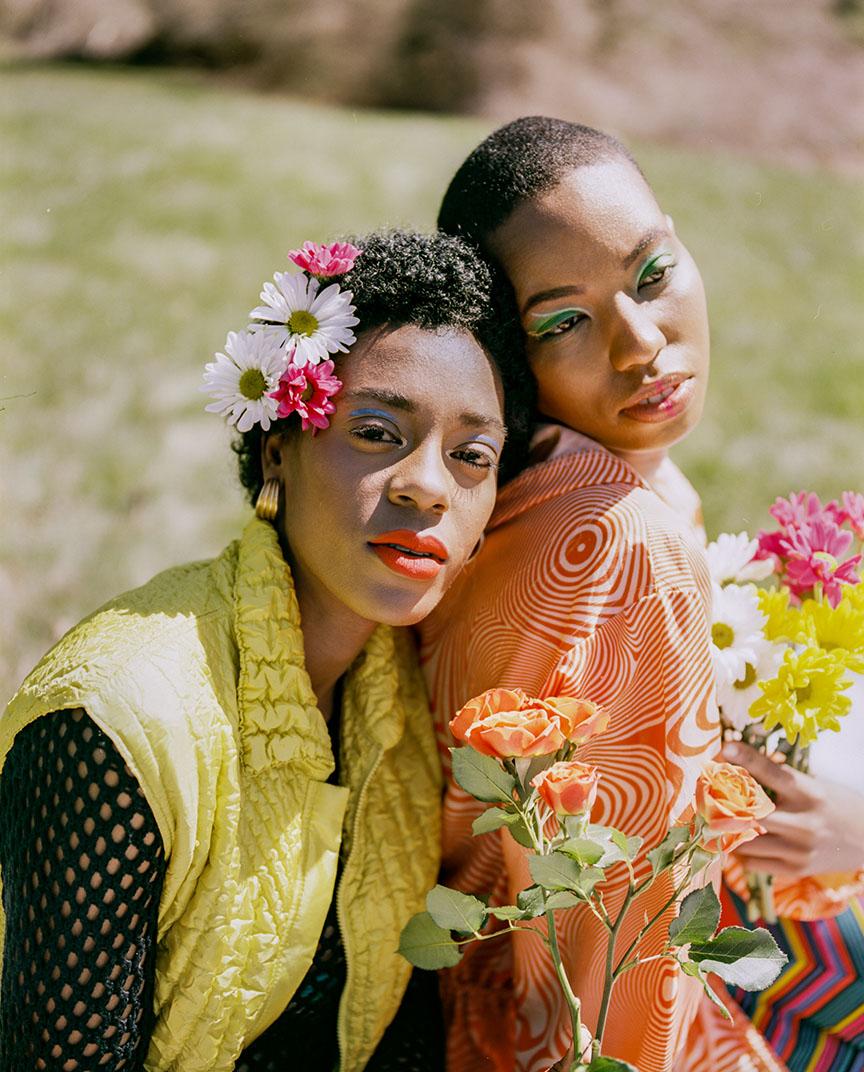 Tenneal McNair - Black Girl Joy Analog - In11Views - Film Analog Photography Fashion Portrait Photos in Washington DC Photographer (15).JPG