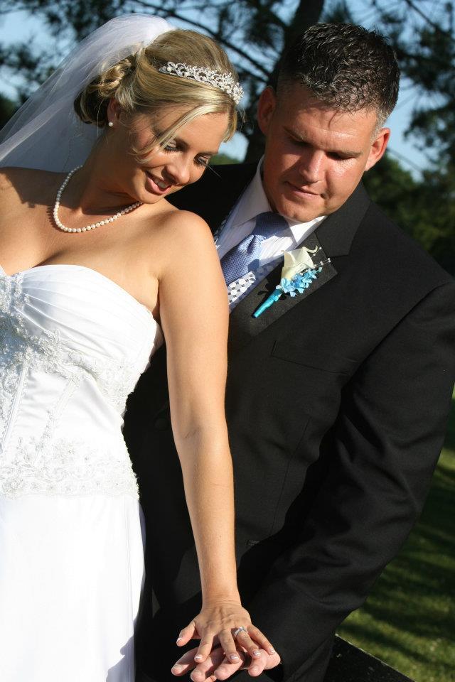 pretty wedding photos nh